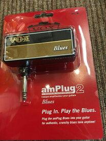 【店頭在庫即納】VOX amPlug2 Blues 《ギター用ヘッドフォンアンプ》【G-CLUB渋谷】