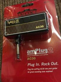 VOX amPlug2 AC30 《ギター用ヘッドフォンアンプ》【G-CLUB渋谷】