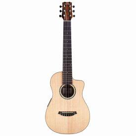 Cordoba MINI2 EB-CE【コルドバ】【エレアコ】【ミニギター】【トラベルギター】【ギグバッグ付属/ピックアップ付き】【G-CLUB渋谷在庫品】