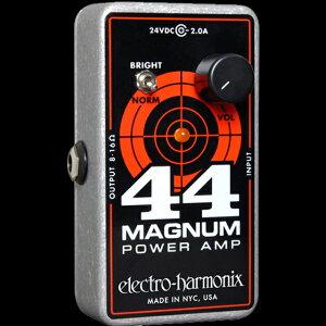 【5月限定セール】Electro-Harmonix 44 Magnum [Power Amp][エレクトロハーモニクス][エレハモ][エフェクター]【G-CLUB渋谷】