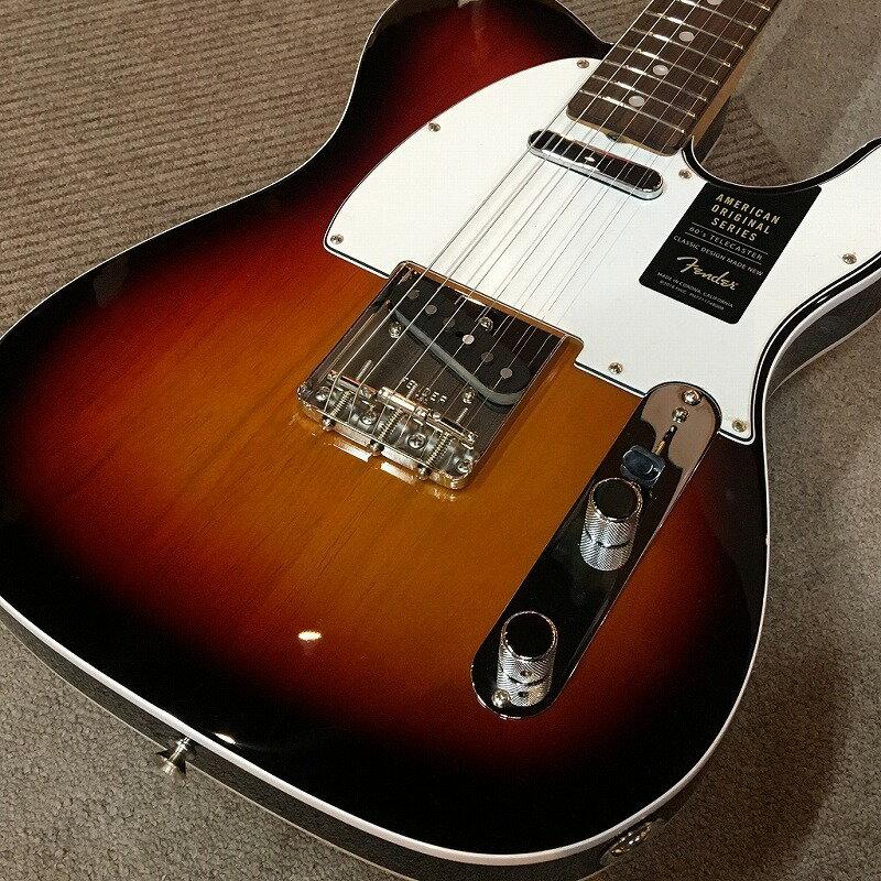 Fender American Original '60s Telecaster Sunburst #V1861170 ≒3.51kg 【G-CLUB渋谷】