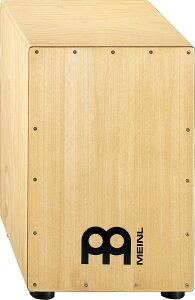 "MEINL HCAJ1NT Headlinerシリーズカホン[Rubber Wood 11 3/4""x 18""x 11 ?""] 【マイネル】【G-CLUB渋谷】"