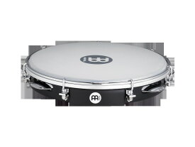 "MEINL PA10ABS-BK [Traditional ABS Pandeiro, synthetic head 10""] 【パンデイロ】【タンバリン】【G-CLUB渋谷】"