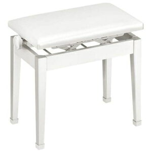 Casio(カシオ)CB-30WE(ホワイト) キーボード椅子[CT-S1/CT-S200/CT-S400/CTK-240/LK-520/LK-320/PX-S1100/PX-S3100対応]【G-CLUB渋谷】