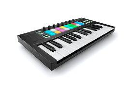 Novation LAUNCHKEY MINI MK3【MIDIキーボード 25鍵盤】【送料無料】【G-CLUB渋谷】