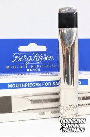 BERGLARSEN ベルグラーセン T.sax用マウスピース メタル【テナーサックス】【リガチャー・キャップ付き】 【ウインドお茶の水】