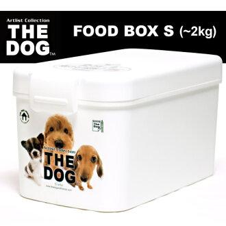 THE DOG 푸드 BOX S 사이즈