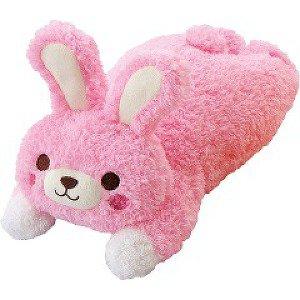 ボンビ わんこだっこまくら ウサギ 【犬おもちゃぬいぐるみ/犬のおもちゃ/犬用おもちゃ】【犬用品/ペット・ペットグッズ/ペット用品/オモチャ】