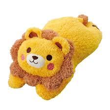 ボンビ わんこだっこまくら ライオン 【犬おもちゃぬいぐるみ/犬のおもちゃ/犬用おもちゃ】【犬用品/ペット・ペットグッズ/ペット用品/オモチャ】