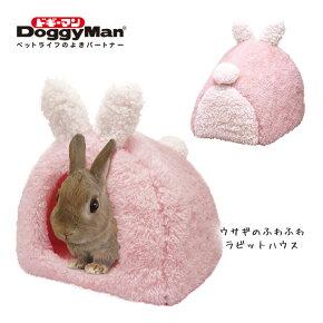 ウサギのふわふわ ラビット ハウス