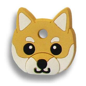 场点数键覆盖物日本种小犬KC
