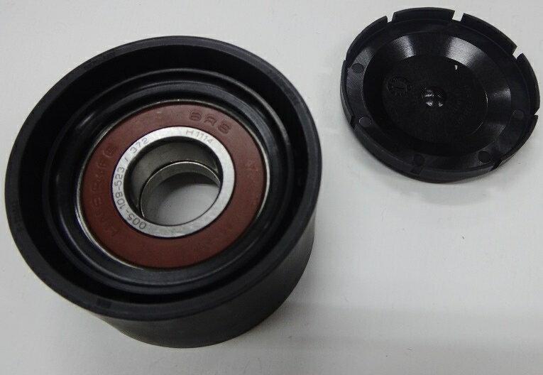 ベンツ W220 W221 W215 W216 R230 (M137/M275) FEBI製 アイドルプーリー テンションプーリー新品 (1372020119/6422000970)