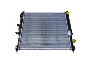 BEHR製 ラジエター ラジエーター新品/ベンツ W163 MLクラス ML270CDI (163-500-0103 1635000103)