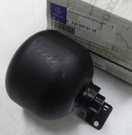 【1年保証付き】ベンツ W220 W215 R230 純正品 ABC アキュームレーター x1個 (2203270115)