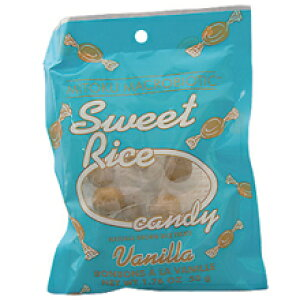 【ミトク】 玄米キャンディー バニラ 50g×10個セット【沖縄・別送料】【05P03Dec16】