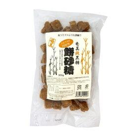 奄美純黒糖餅砂糖 300g【奄美自然食本舗】 【05P03Dec16】