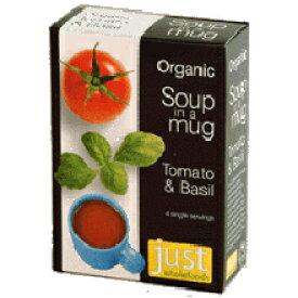 K62 トマト&バジルインスタントスープ 68g【アリサン】【05P03Dec16】