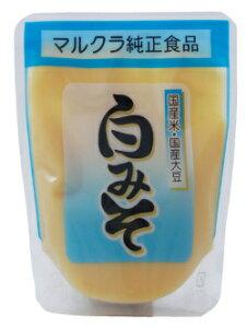 無添加 天然醸造 白みそ 250g×20個セット【沖縄・別送料】【マルクラ】【05P03Dec16】