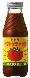 無添加ケチャップ トマトケチャップ 400g(瓶)×6個セット【沖縄・別送料】【ヒカリ】【05P03Dec16】