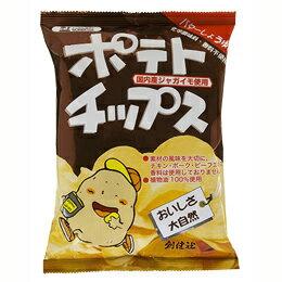 ポテトチップスバター醤油味 60g【創健社】【05P03Dec16】
