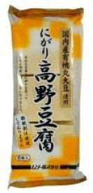 有機大豆使用にがり高野豆腐 6枚(有機大豆不作により特別栽培大豆に代替)【マクロビオティック・ムソー】【05P03Dec16】