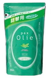 【太陽油脂】 パックス オリーボディーソープ詰替 500ml【05P03Dec16】