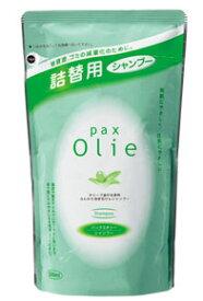 【太陽油脂】 パックス オリーシャンプー 詰替 500ml【05P03Dec16】