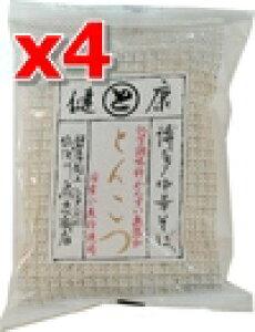 【鳥志商店】 博多中華そば・とんこつ113g (麺 80g・スープ 33g)×4袋セット【05P03Dec16】