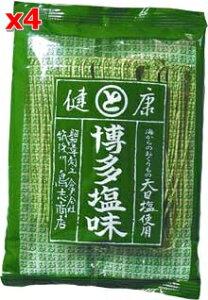 鳥志商店 博多中華そば・塩味120g (麺 80g・スープ 40g)4袋セット【05P03Dec16】