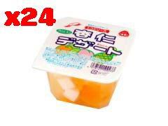 杏仁デザート(カップ) 200g×24個セット(夏季限定品)【マルヤス食品】【05P03Dec16】