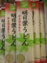 伊豆諸島香る明日葉うどん(乾麺)