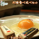 【二種食べ比べセット】高級名古屋コーチンの卵(20個入り)+おいしい白卵(20個入り)【送料無料】合計40個入り 食…