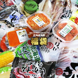 【送料込み】10000円福袋 当店の人気商品を店長がセレクト※中身のご指定はできません。 海鮮 北海道 復興 食品