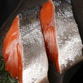 厳選★時鮭(トキシラズ)★2.2kg1本★切り方の指定可能
