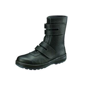 シモン 安全靴 大きいサイズ 29 30 cm 長編 マジック SS 38 黒 JIS 8101 S種 規格 ワイド 樹脂 先芯 SX 3層 経年劣化しにくい 加水分解しにくい 耐滑 牛革 ワークブーツ 牛革