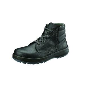 シモン 安全靴 大きいサイズ 30 cm 中編 ハイカット SS 22 黒 JIS 8101 S種 規格 ワイド 樹脂 先芯 SX 3層 経年劣化しにくい 加水分解しにくい 耐滑 牛革 現場 作業 セーフ