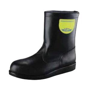 Nosacks ノサックス HSK 208 半長靴 道路 舗装用 安全靴 鋼製 先芯 断熱底 ゴム底 耐滑底 丈夫 23.0〜28.0cm