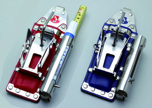MIKI SPH1 T-RE T-BU ハッカーケース ハッカー 結束線 チョーク (マーカー) 折尺 4連 レッド ブルー ベルト 鉄筋 作業工具 安全帯 BX MIKI 三貴