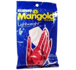 ゴム手袋 手袋 キッチン手袋 マリーゴールド ライトウェイト オカモト 台所用 キッチン 炊事