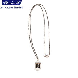 RADIALL ラディアル SYMBOLIZE - NECKLACE ネックレス SILVER