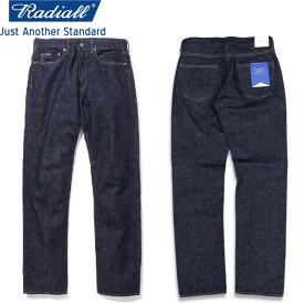 RADIALL ラディアル KUSTOM 235B -SLIM FIT- DENIM PANTS デニムパンツ DEEP INDIGO