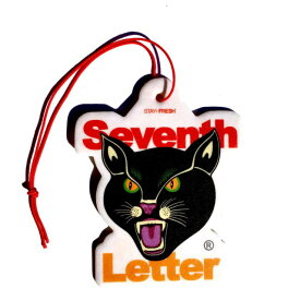 STAY+FRESH エアー フレッシュナー THE SEVENTH LETTER BLACK CAT 香り JASMINE