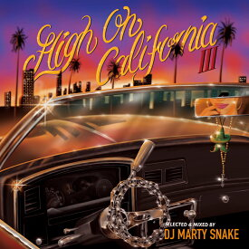 """KUSTOMSTYLE MIX """"HIGH ON CALIFORNIA Vol.3"""" CHICANO SOUL&RAP MIX SELECTED&MIXED by DJ MARTY SNAKE"""