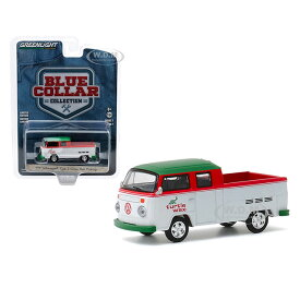 "GL-579 GREENLIGHT BLUE COLLAR 2020 SERIES.7 Turtle Wax - 1979 Volkswagen Type 2 Crew Cab Pick-Up ""Doka"""