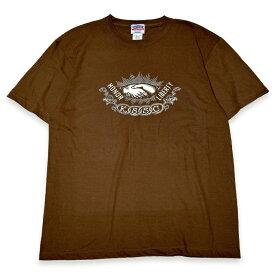 "KUSTOMSTYLE KST1712WHOR ""SUPREME QUALITY"" Tシャツ WHITE/ORANGE"