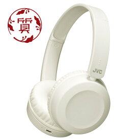 【楠本質店/元住吉】ビクター/JVCケンウッド ワイヤレス ヘッドホン スマートフォン+ミュージック HA-S48BT-W