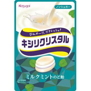 春日井製菓 キシリクリスタル ミルクミント 71g