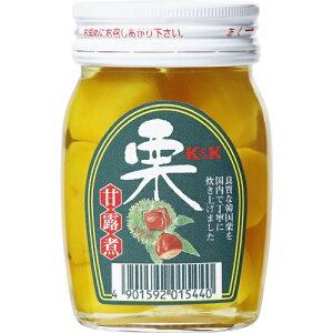 K&K 栗甘露煮 瓶165g×3個