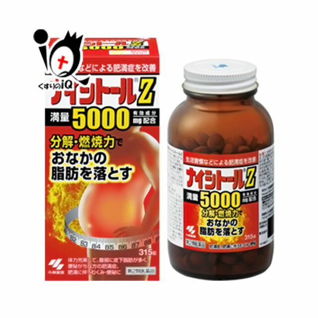 【第2類医薬品】【あす楽対応】ナイシトールZ420錠(4週間分)