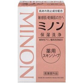 ミノン 薬用スキンソープ 80g / 医薬部外品